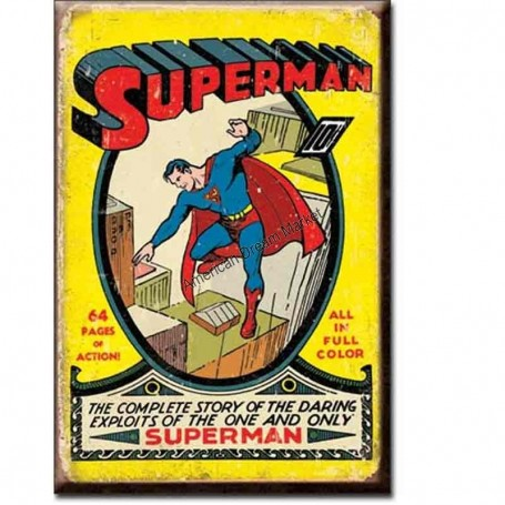 Magnet superman n°1 cover