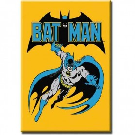 Magnet batman retro