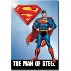 Magnet superman man of steel