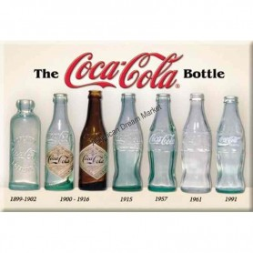 Magnet coke bottle history