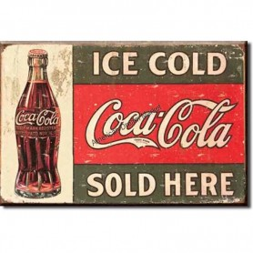 Magnet coke 1916 ice cold