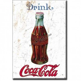 Magnet coke 1915 bottle