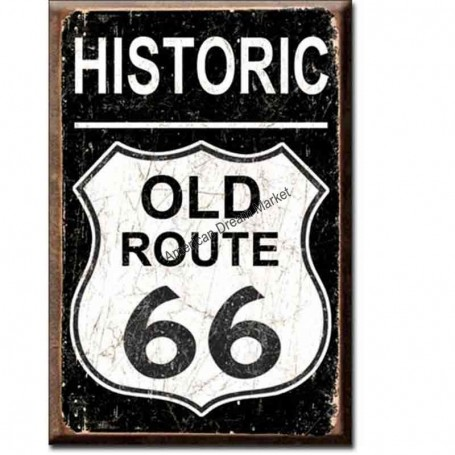 Magnet old route 66