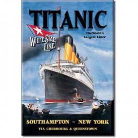 Magnet titanic