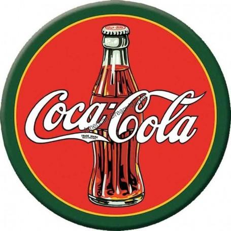 Magnet coke 30's bottle logo