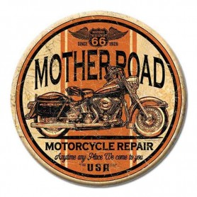 Magnet mother road repair