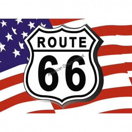 Magnet USA route 66