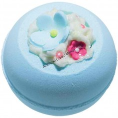 Boule de bain cotton flower