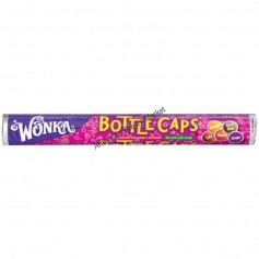 Wonka bottle caps roll