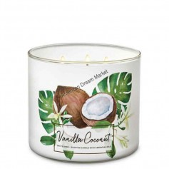BBW bougie vanilla coconut