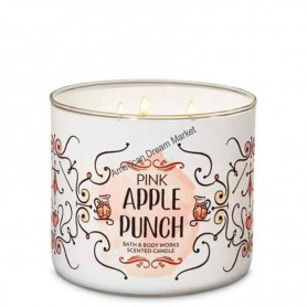 BBW bougie pink apple punch