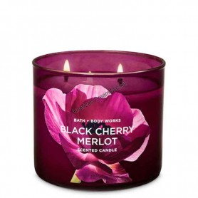 BBW bougie black cherry merlot