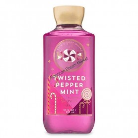 Gel douche BBW twisted peppermint