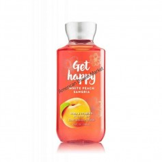 Gel douche BBW white peach sangria