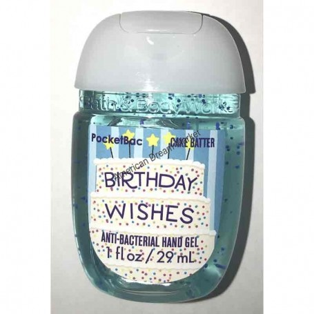 Gels birthday wishes