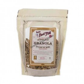 Bob's red mill granola honney oat
