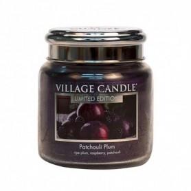 VC Moyenne jarre patchouli plum