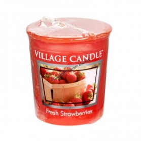 VC Votive fresh strawberries