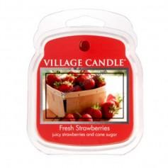 VC Cire fresh strawberries