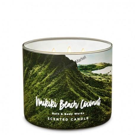 BBW bougie waikiki beach coconut