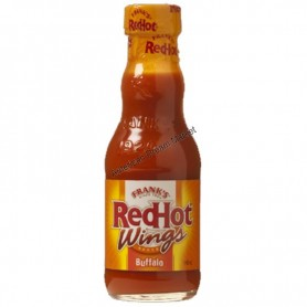 Frank's red hot wings