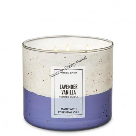 BBW bougie lavender vanilla