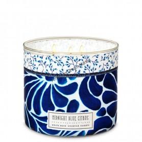 BBW bougie midnight blue citrus