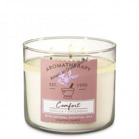 BBW bougie aromatherapy confort