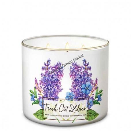 BBW bougie fresh cut lilacs