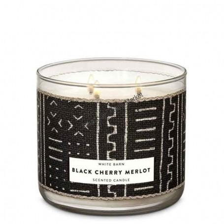 BBW bougie black cherry merlot