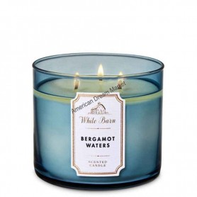 BBW bougie bergamot waters