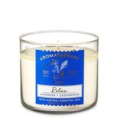 BBW bougie aromatherapy relax