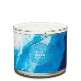 BBW bougie blue ocean waves