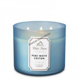 BBW bougie pure white cotton