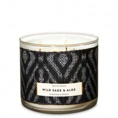 BBW bougie wild sage and aloe