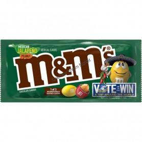 M&m's mexican jalapeno peanut 49.3g