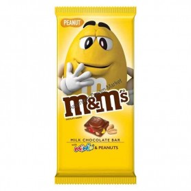 M&m's tablette peanuts