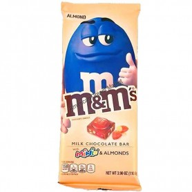 M&m's tablette almonds