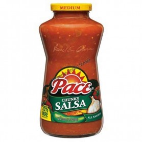 Pace chunky salsa medium