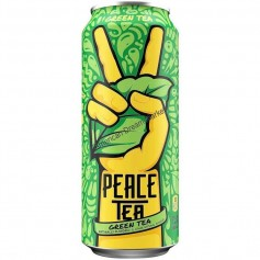 Peace tea green tea