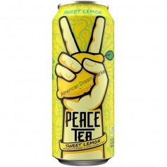 Peace tea lemon
