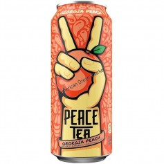 Peace tea peach