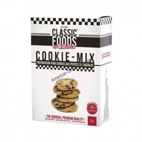 Classic food cookie mix