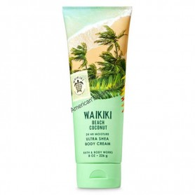 Crème pour le corps BBW waikiki beach coconut
