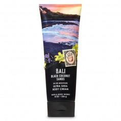 Crème pour le corps BBW bali black coconut sands