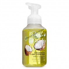 BBW savon moussant coconut lime verbena