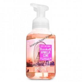 BBW savon moussant boardwalk vanilla cone