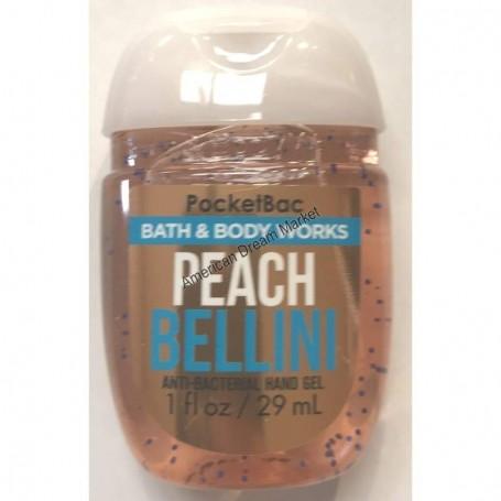 Gel peach bellini