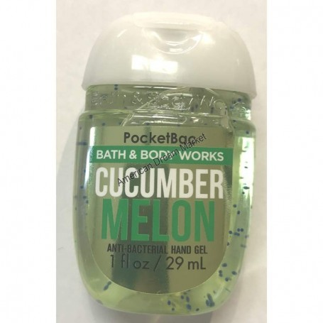 Gel cucumber melon