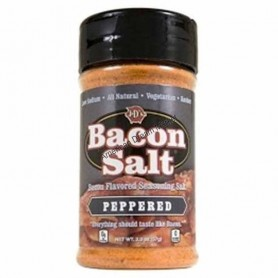 J&d's bacon salt peppered